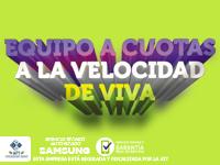 Viva - Equipos en cuotas con la Velocidad de Viva