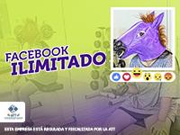 Viva - Facebook ilimitado prepago y postpago