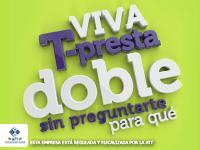 Viva T Presta Doble