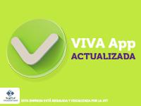 Viva App actualizada