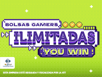 Viva - Bolsas Gamers