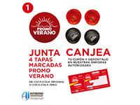 Promoción Verano Coca Cola