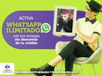 Viva - Whatsapp ilimitado Julio 2018