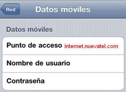 4185a1b668c En Redes de datos móviles verificar lo siguiente: